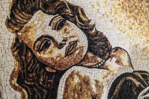 Rita Benzoni: ritratti mosaico